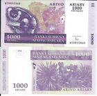 MADAGASCAR BILLETE 1000 ARIARY 2004 P 89