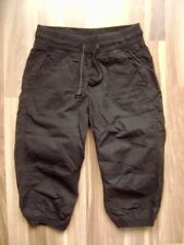 @ H&M @ Bermuda Frauen schwarz Size XS Gr. 34 UK 6 US 4 elastischer Bund