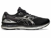 Asics Men Shoes Running Training Athletics Sports Gym GEL- NIMBUS 23 Platinum