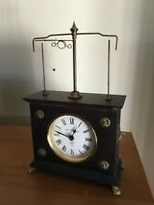 "Horolovar Ignatz Flying Pendulum Novelty '"" Crazy Clock """