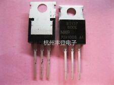 10PCS BT137-600E TO-220 BT137 600V 8A Triacs Thyristor