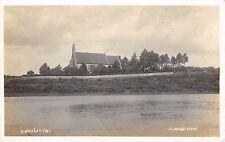 Hampshire - KINGSLEY All Saint's Church - Real Photo - H. A. Aylward