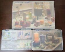 New ListingPartylite Votive/Tealight Sampler Candles Honeydew Seaside Mulberry Relax Lot B