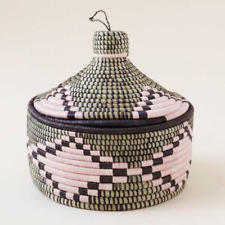 Pink and Black Marrakech Handmade in Africa - Fair Trade Product