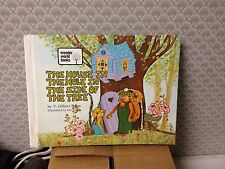 The House In The Hole In The Side Of The Tree Hardback book Copyright 1973