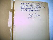 2e guerre mondiale prisonnier gestapo cellule 5 E. Garnier envoi auteur 1945