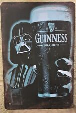 Guinness metal signs retro vintage cafe garage tin plate home kitchen