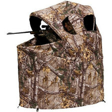 Ameristep Tent Chair Blind, Realtree Xtra Hunting Cover