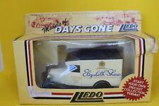 Lledo Days Gone Model A Ford Van with Elizabeth Shaw decals