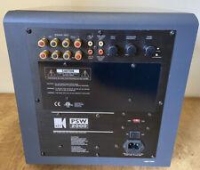 Kef PSW 2000 Subwoofer - VGC