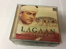 Lagaan: Once Upon a Time in India 2001  Soundtrack CD A RAHMAN JAVED AKHTAR