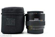 Sigma APO Tele Converter 2x EX DG for Nikon