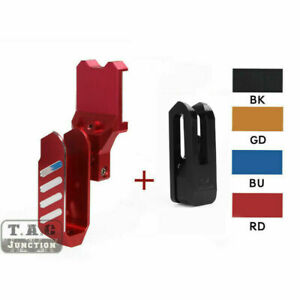 Emerson IPSC USPSA Pistol Competition Speed Aluminum Holster Right Hand For CZ