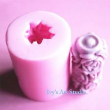 Flexble Silicone Soap/Candle Mold/Mould Fancy Candle