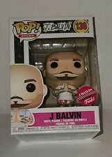 J Balvin #136: Funko Pop Rocks *Limited Edition*