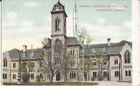 Brantford, Ontario - CANADA - Ontario Institute for the Blind - ARCHITECTURE