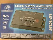 Audiopipe Mva01 Audiopipe - Multi Video Amplifier With Easy Mounting Design, One