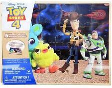 Cardinal Disney Toy Story 4-5pk Wood Puzzle by Disney