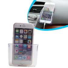 Universal Car Auto Accessories Cell Phone Organizer Storage Box Holder case mx