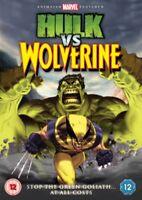Hulk vs Wolverine DVD Nuevo DVD (LGD95045)