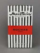 Rochas Moustache 125Ml Eau De Parfum Pour Homme  Neuf Sous Blister