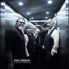 King Crimson : Live in Vienna CD (2018) ***NEW***