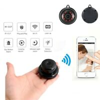 HD 1080P Home Security Camera with Mini Wireless WIFI Night Vision Motion Track
