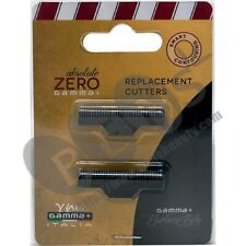 Gamma+ Absolute Zero Forged Cutters Replacement, 2 Count