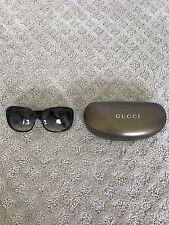 New Gucci GG 3125/S Havana Brown 086S2 60mm Brown Shaded 100% UV Sunglasses