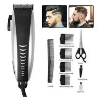 Professional Men Electric Hair Clipper Trimmer Haircut Machine Barber Shaver SF