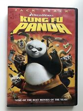 KUNG FU PANDA Dreamworks Jack Black DVD