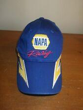 Napa Racing Michael Waltrip #55 Toyota hat Trucker farmer Baseball ball Cap Blue
