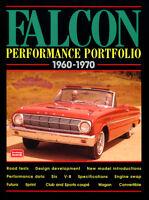 FORD FALCON BOOK PORTFOLIO PERFORMANCE