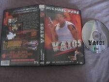 Vatos de Netaya Anbar avec Michael Paré, DVD, Action