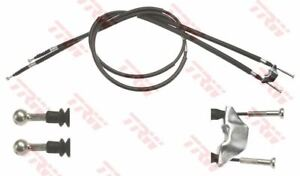 TRW Cable parking brake GCH214
