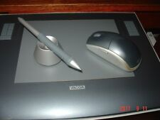 Wacom Intuos 3 PTZ630 Graphics Tablet 6x8 with Mouse, Pen and Software