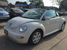 2003 Volkswagen Beetle-New GLS Convertible 2-Door