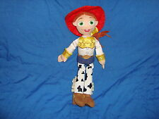 Disney Store Toy Story Jessie Doll Plush 14""