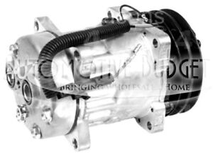 A/C Compressor w/Clutch for Sanden 4434 - NEW