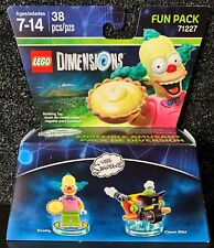 Lego Dimensions 71227 EMPTY BOX ONLY The Simpsons