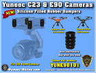 Yuneec C23-E90 Cameras Silicone Gimbal Damper OEM YUNE90101
