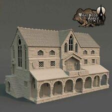 Wightwood Abbey Scriptorium