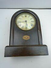 "1930's ""Gilbert"" 8-Day Key Wind Up Mantel/Shelf Pendulum Clock~ Runs Great"