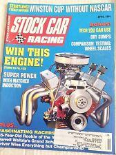 Stock Car Racing Magazine Dry Sumps Wheel Scales April 1994 040817NONRH