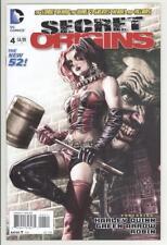 Secret Origins 4 - Early Harley Quinn - High Grade 9.6 NM+
