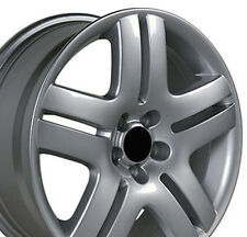 "17"" Wheels For Dodge Neon Cavalier Sunfire 17x7.0"" 5x100 +38 Rims Set Of (4)"