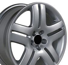 "17"" Wheels For VW Jetta Golf Passat 17x7.0"" 5x100 +38 Rims Set Of (4)"