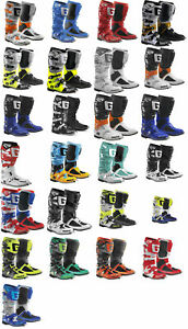 Gaerne SG-12 Motocross Offroad MX Boots All Colors & Sizes