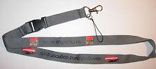 Mucki animali da compagnia fabbisogno Greyhound Portachiavi Lanyard Nuovo (a28)