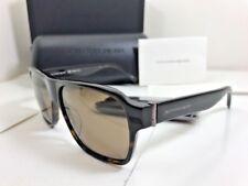 NEW ALEXANDER MCQUEEN 5715-140 Havana Made In Italy Luxury Sunglasses w/Case NIB